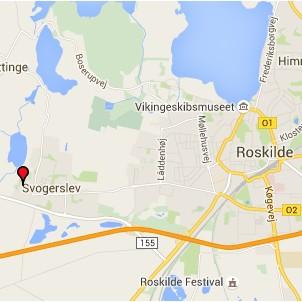 Søparken 4000 Roskilde Maling udvendigt